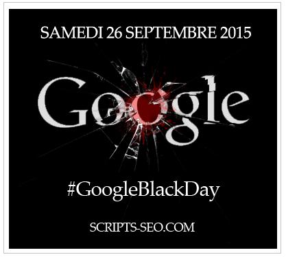 #GoogleBlackDay 2 (GDB2)